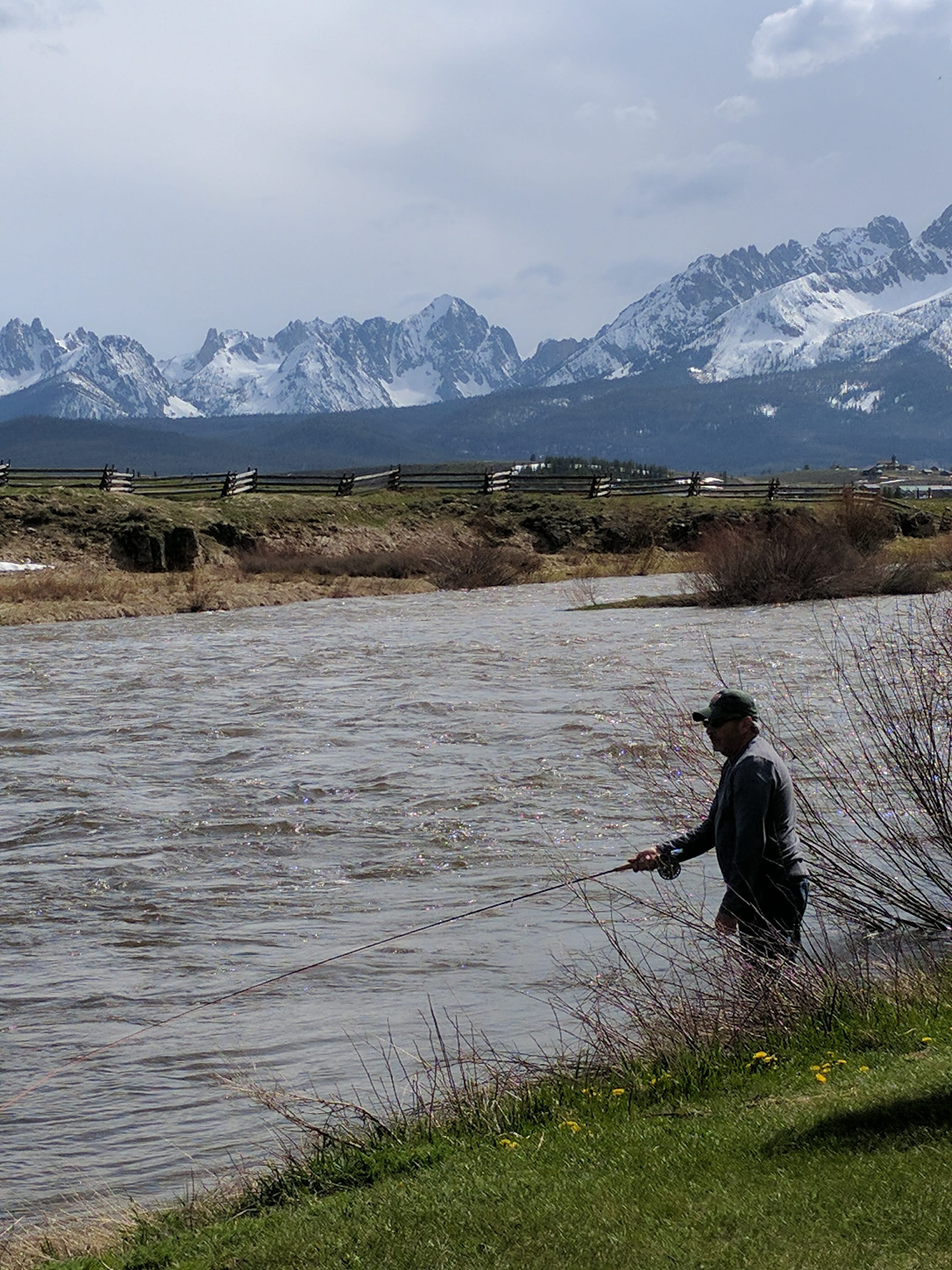 Blue Water High Cast high water fishing tips? | trout unlimited