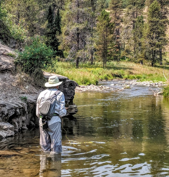 Trout Tips: Let conditions choose your rod