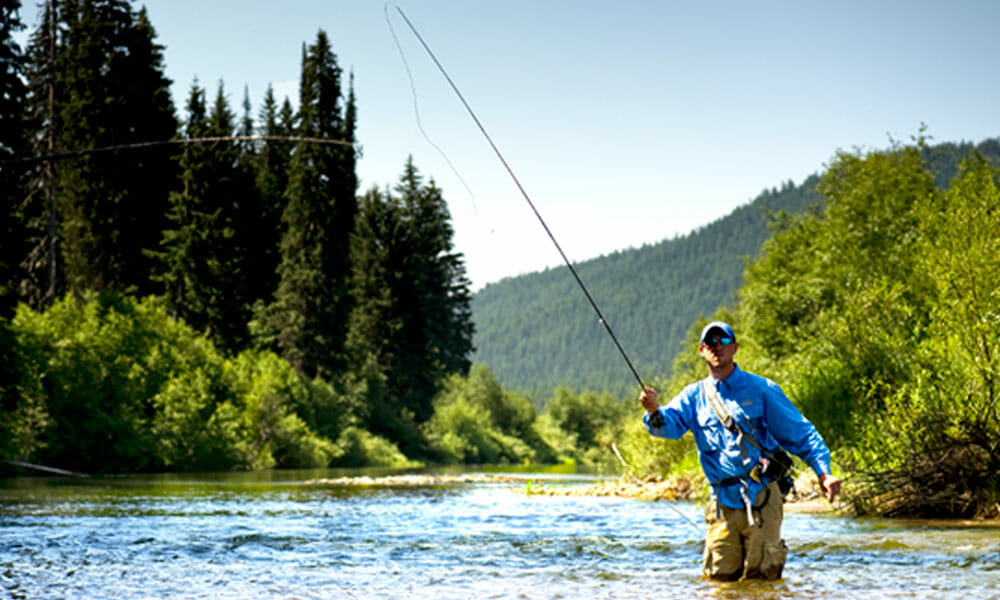 Win an ultimate Montana fishing adventure, fantastic new gear, and MUCH MORE. 100 winners in all!