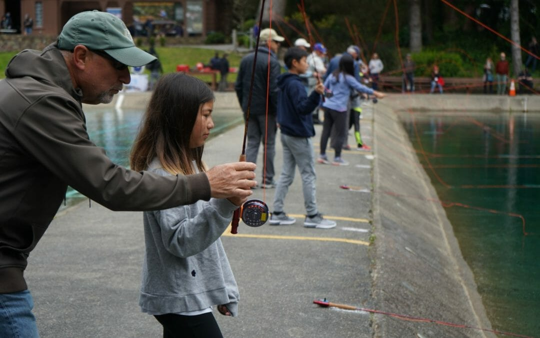 Bay Area Youth Fly Fishing kicks off second year