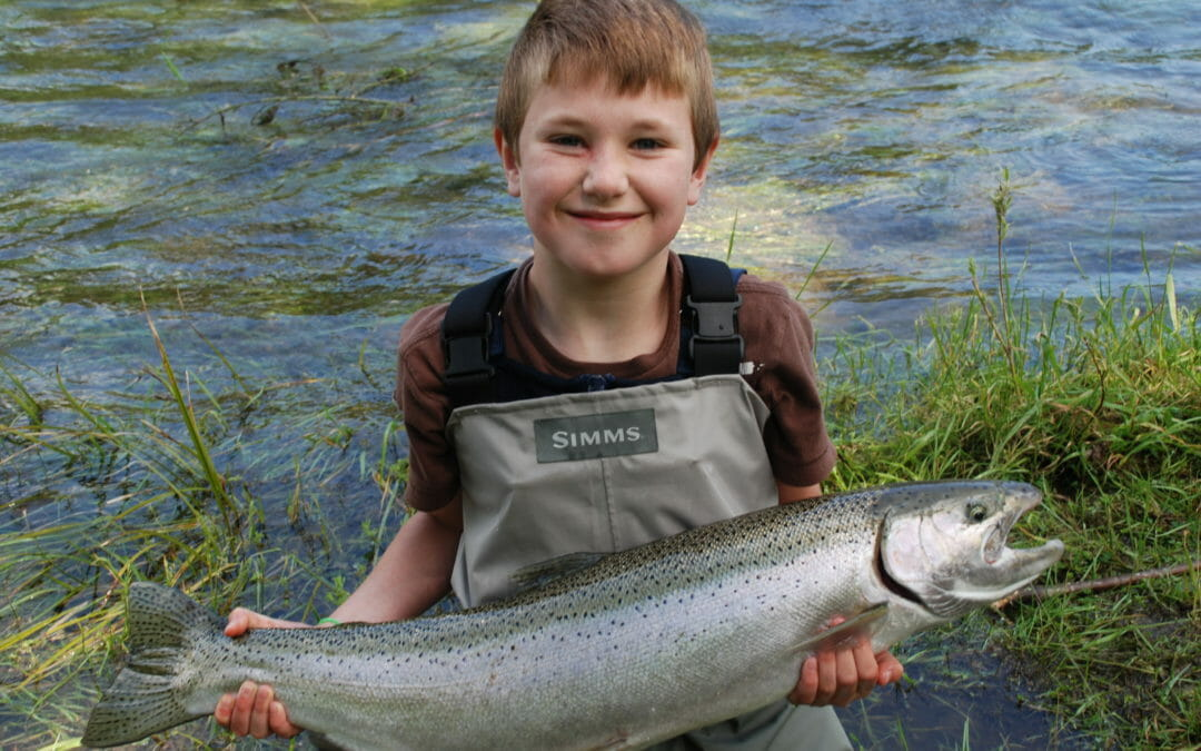 Why support hatchery steelhead in the upper Willamette?