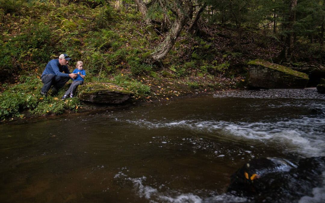 'A Nation's River' highlights TU's efforts in the Potomac headwaters