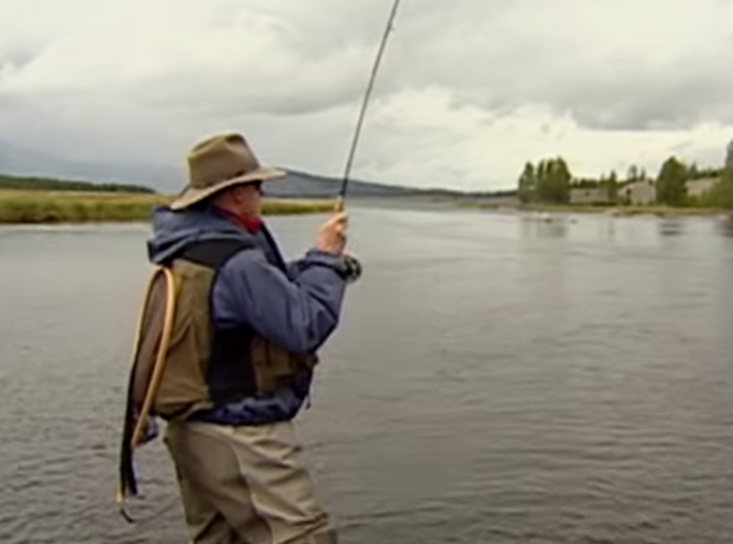Streamer Fishing with Bob Jacklin