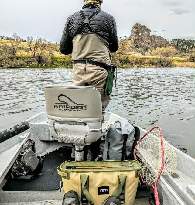 Montana Fishing Outfitters supports clean water
