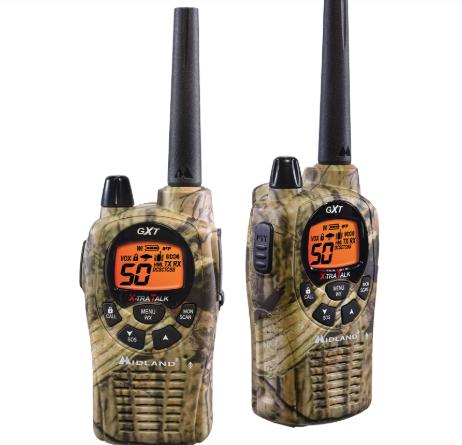 Midland X-tra Talk GXT radio