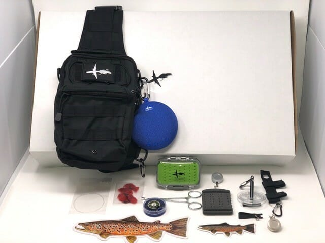 Pescador on the Fly's El Boso sling pack