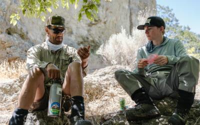 Elke Littleleaf and Morgan Bradley discuss issues affecting the lower Deschutes