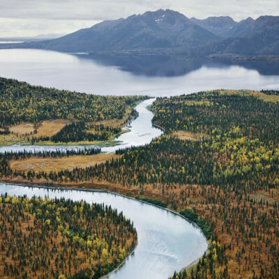 Bristol Bay river