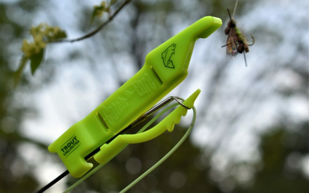 Catch-A-Lure can help retrieve tree-bound flies