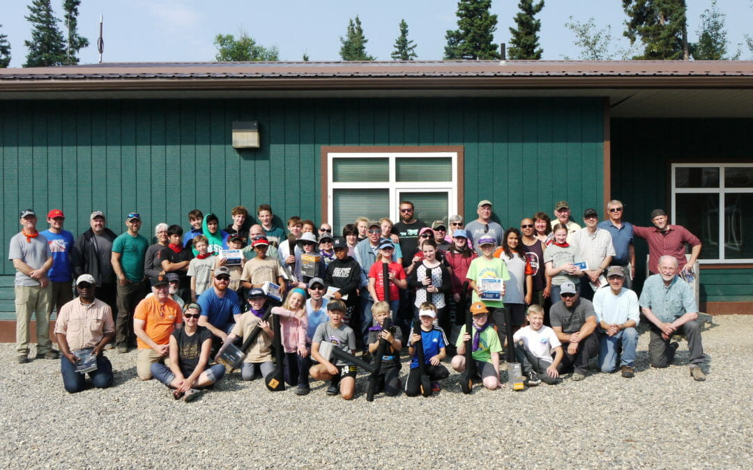 Midnight Sun Fly Casters, TU Alaska host 23rd annual kids fly fishing camp
