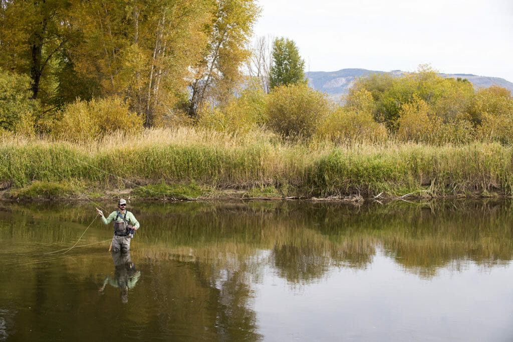 This image has an empty alt attribute; its file name is Paul-Bruchez-fishing-the-Upper-Colorado-1024x683.jpg