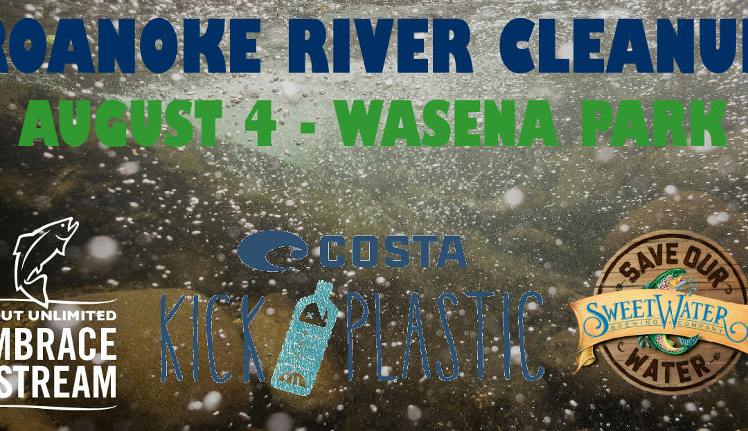 Costa, SweetWater and TU cleanups start this weekend