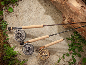 Get your pick of three Sage rod and reel outfits. Become a Life Member to get yours!