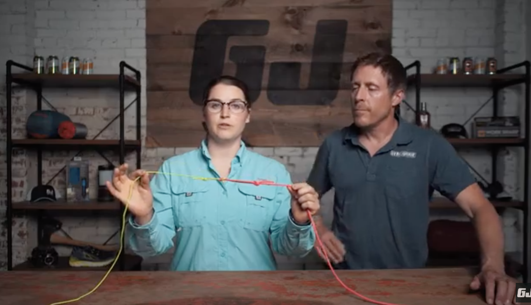 Three fly-fishing knots everyone should know