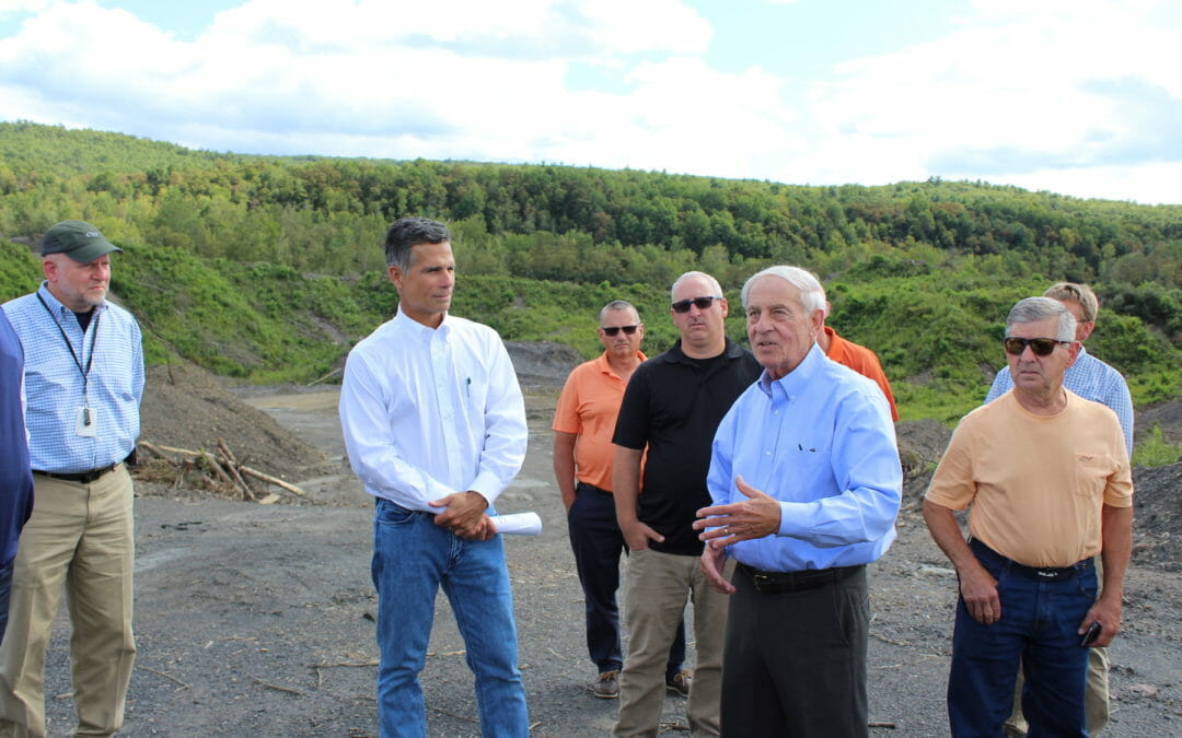 Congressmen rally behind abandoned mine cleanup