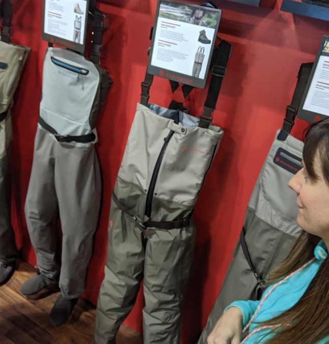 Redington Escape waders