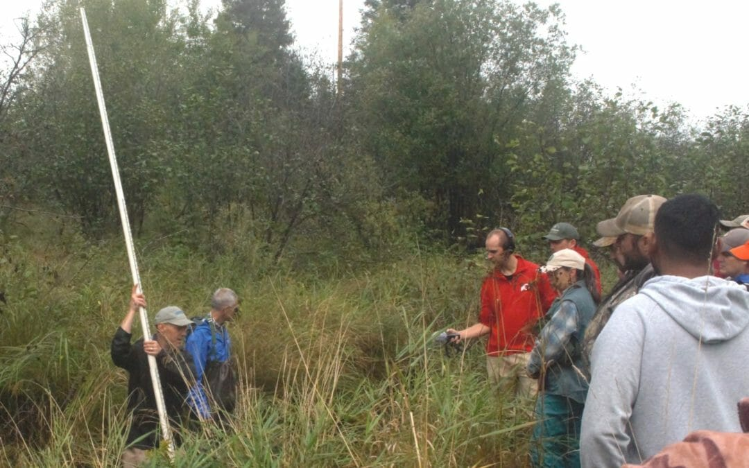 Road-stream crossing training draws a crowd in Wisconsin