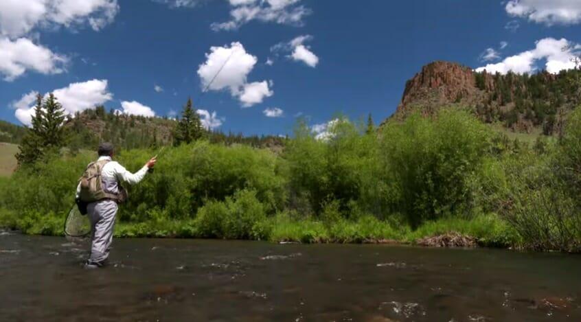 Colorado small streams