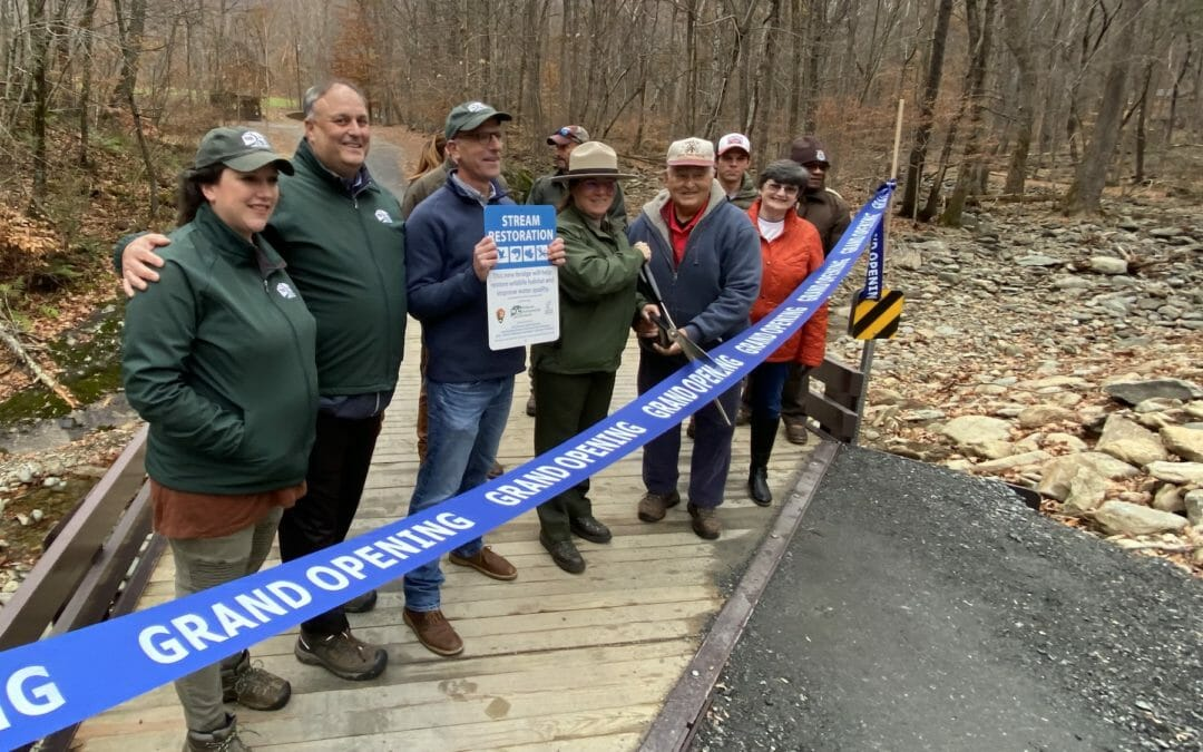 Bridge project in Virginia good for trout, hikers