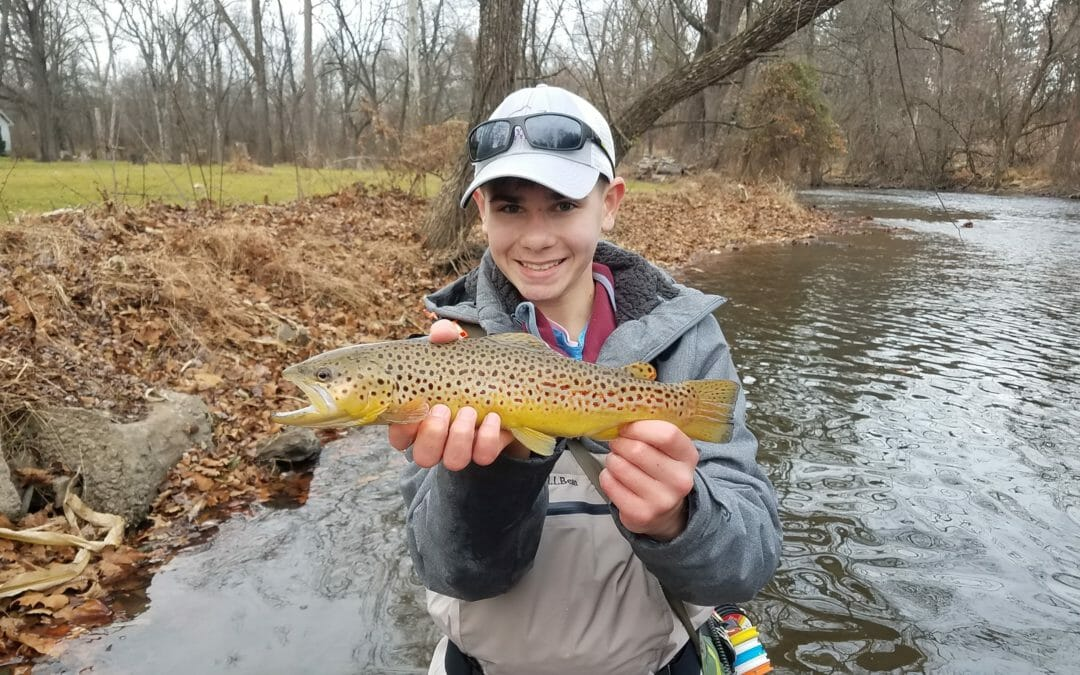 A passion for fishing should also mean a passion for the environment