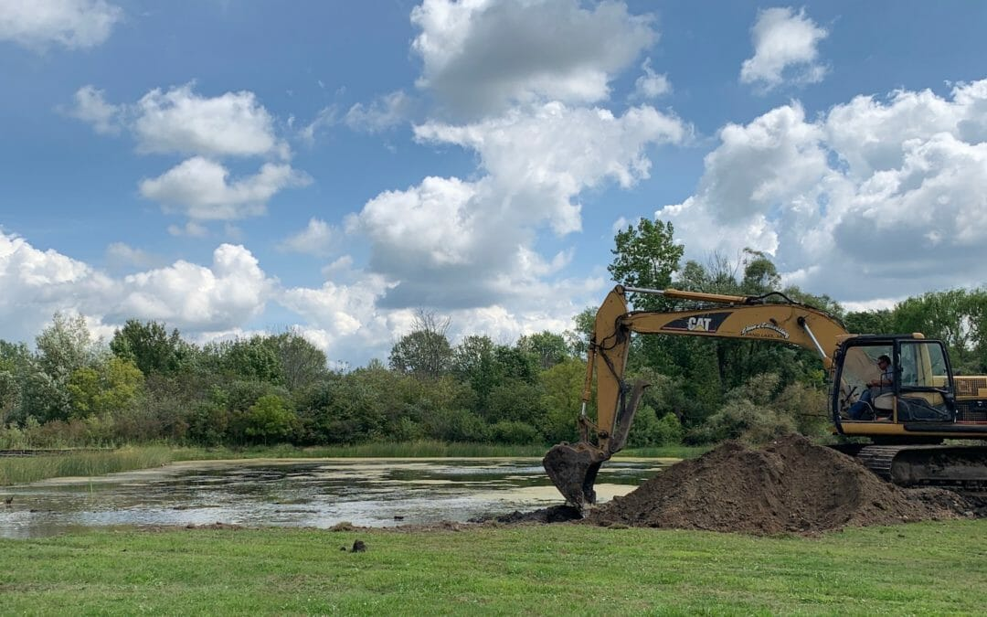 TU continues wetland restoration in Rogue River watershed