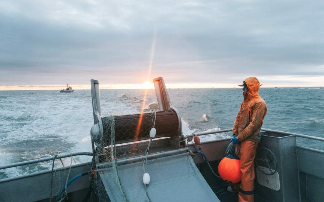 Conservation through a commercial fisherman's eyes