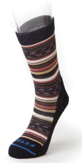 FITS light hiker-crew socks