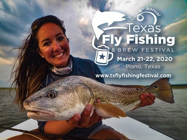 TU named conservation sponsor at Texas Fly Fishing & Brew Festival