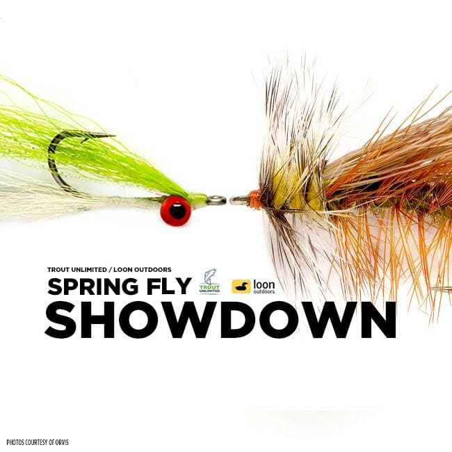 Spring Fly Showdown: Bead-head Hare's Ear vs. March Brown wet fly