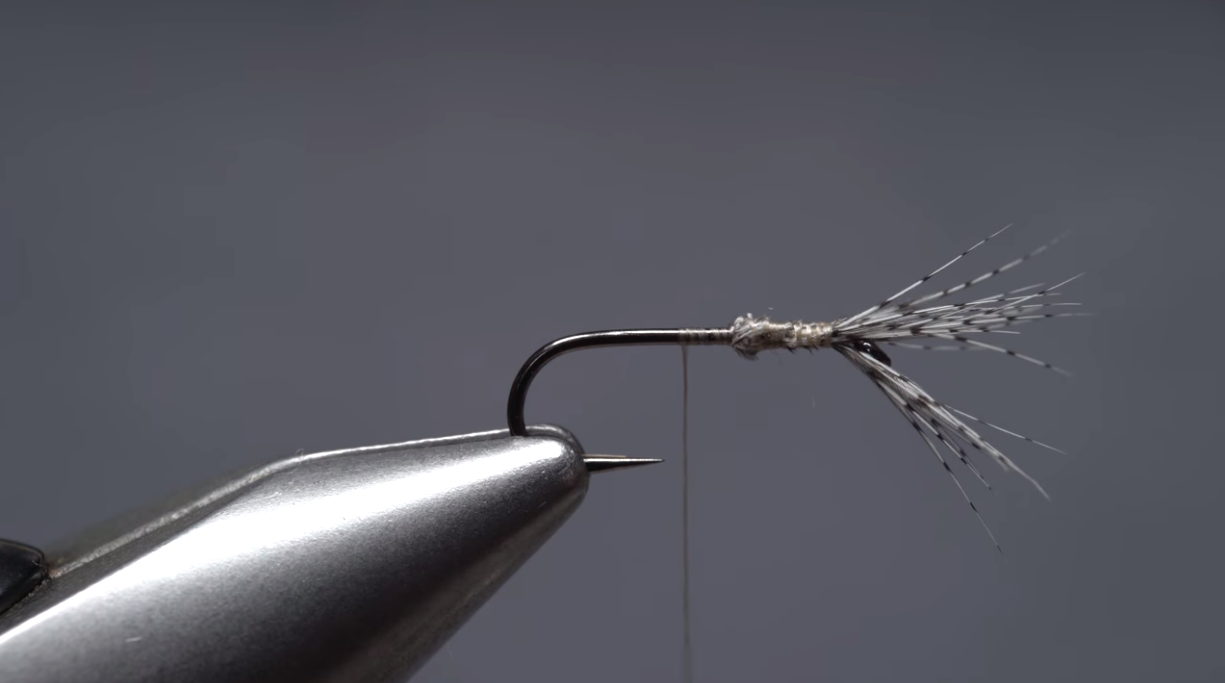 Tying the Atherton No. 2 Nymph