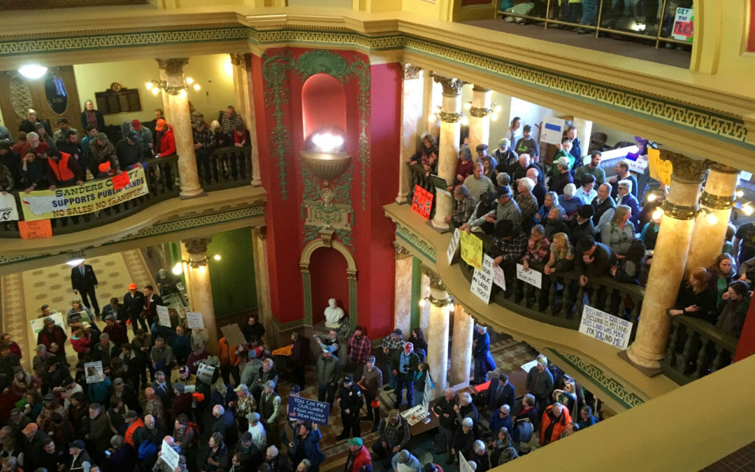 Public lands reign supreme in Montana