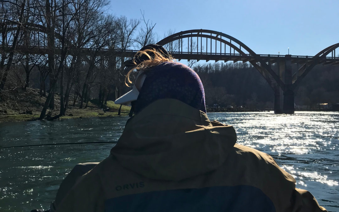 Ole Miss Fly Fishing Club members find fellowship on the river