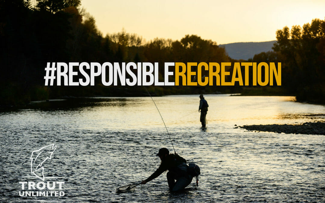 TU launches #ResponsibleRecreation campaign