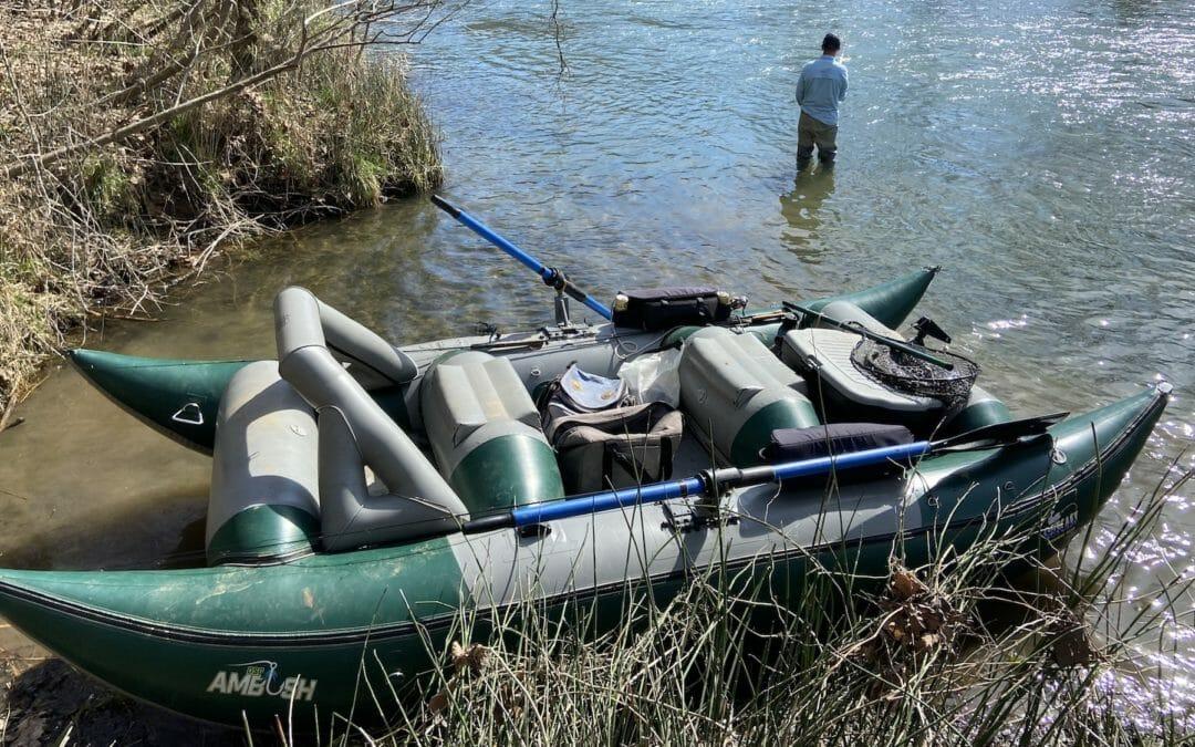 Long-awaited raft a fishing game-changer