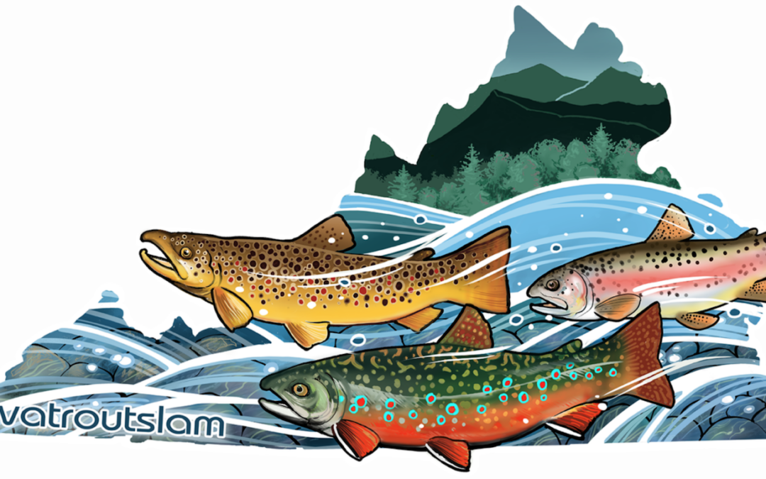 Virginia Trout Slam a surprising, and fun, challenge