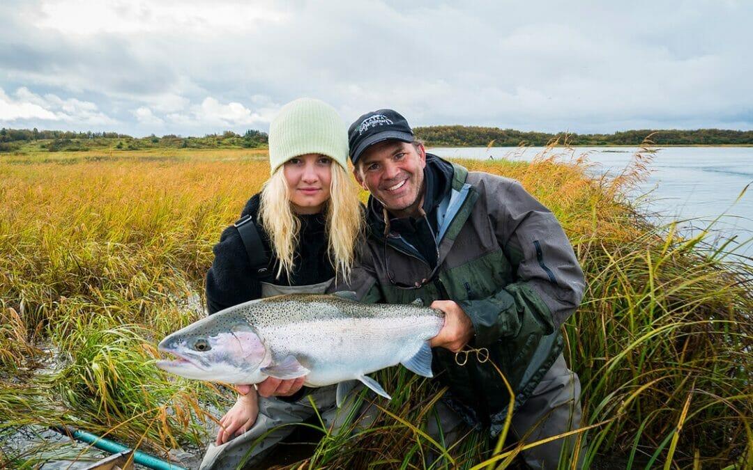 Win a Luxury Alaska Fishing Trip & Support Trout Unlimited
