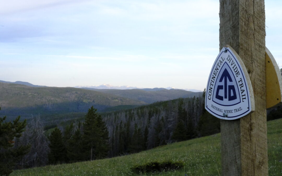 Hiking the CDT: A punny and rough start