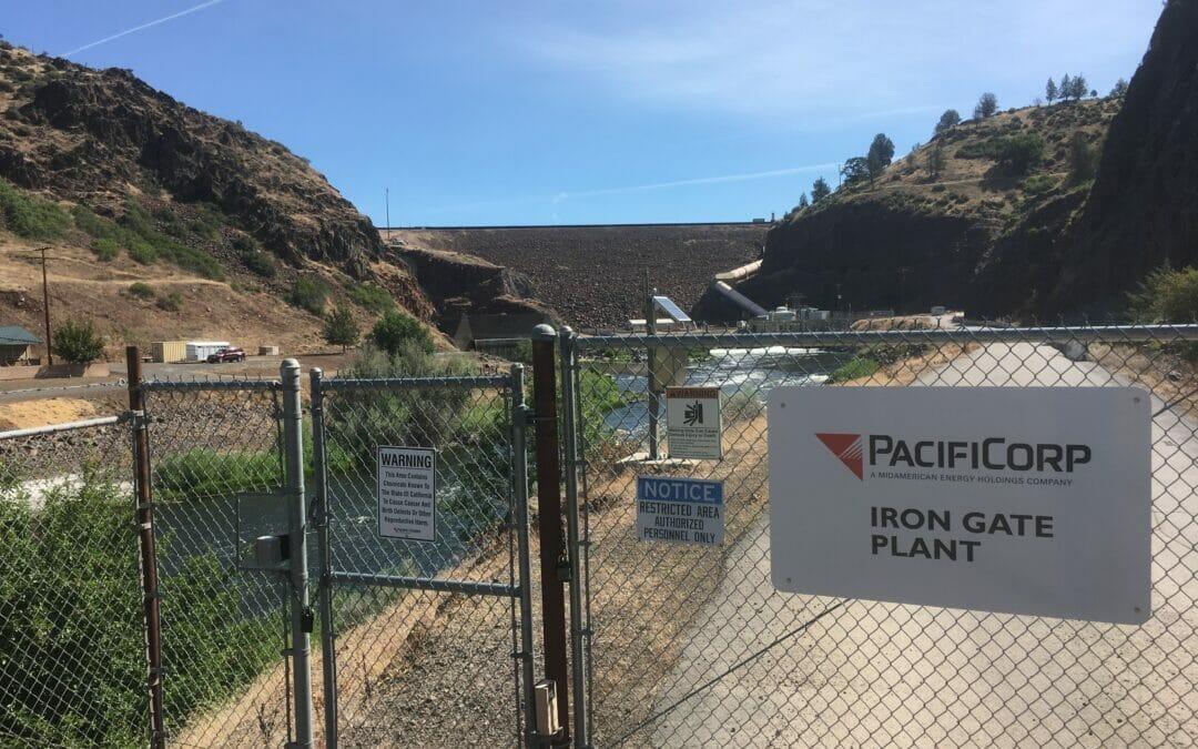FERC clarifies path to Klamath dam removal