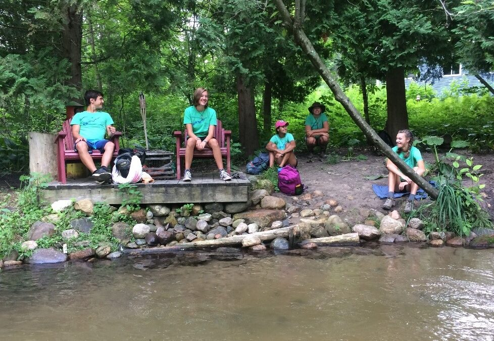 TU Green Team works to restore Rogue watershed in Mich.