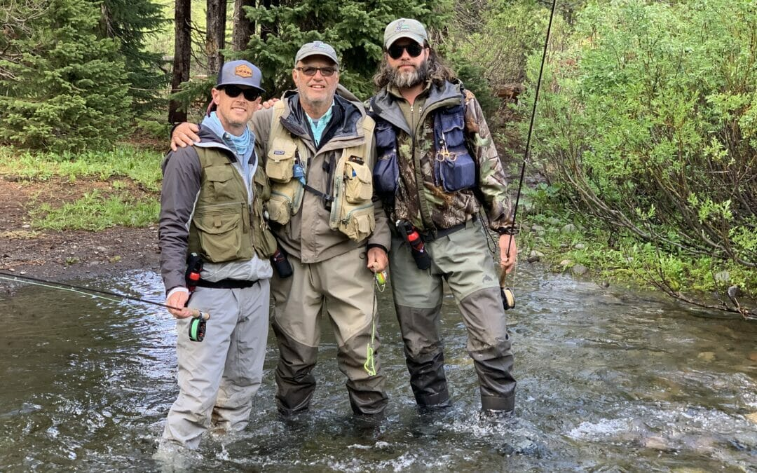 Instagram Live with TU's Scott Hood and Dave Hettinger Outfitting