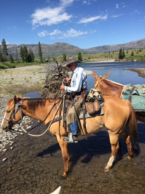 Dave Hettinger Outfitting – wild country, big fish