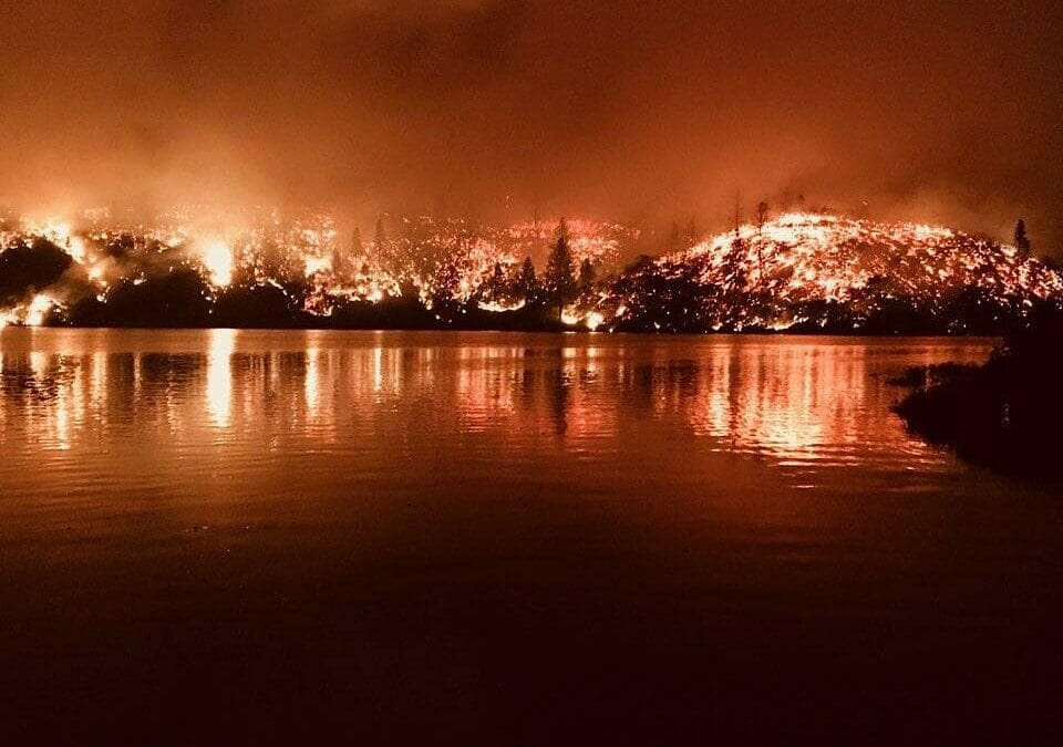 Wildfire and climate change in Utah sparks conversation