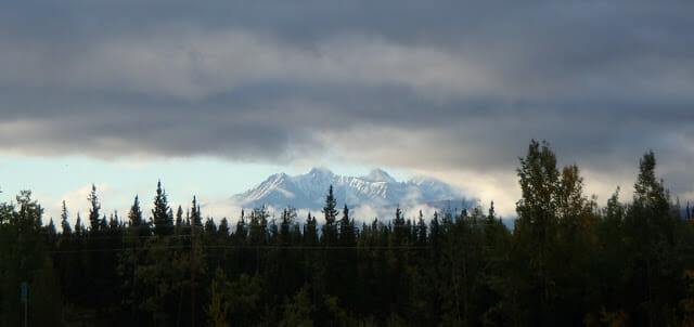 First look at Denali