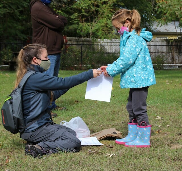 STREAM Girls builds confidence in STEM and the outdoors despite COVID