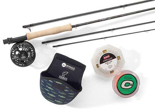 Scott Centric Rod Reel