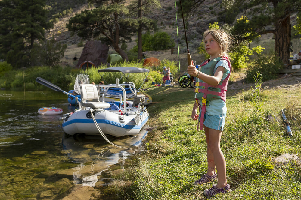 Invest in a simple rod holder and stop breaking fly rods