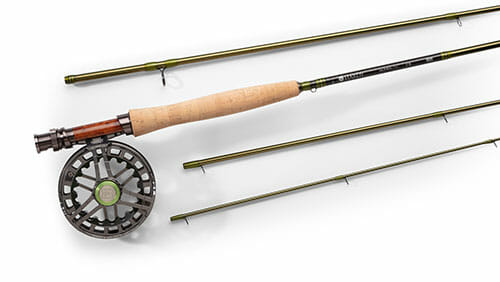 Hardy Rod and Reel